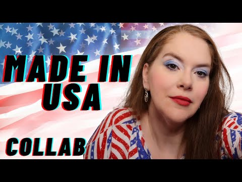 Makeup Made in the USA Challenge Collab - Can you Guess Which Products Are Made in the USA?