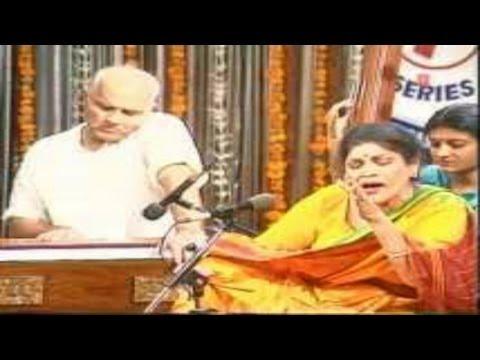 Saiyan Nikas Gaye - Mishra Bhairvi (Classical Vocal) | Saiyan Nikas Gaye | Shobha Gurtu