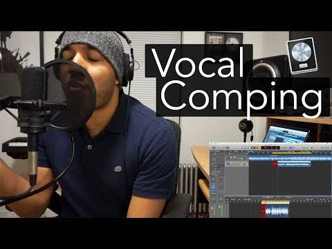 Record PERFECT Performances Using Vocal Comping | Logic Pro X