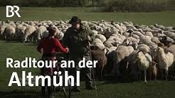 Radltour an der Altmühl: Kartoffelstampf und Nasenflöte | Zwischen Spessart und Karwendel | BR