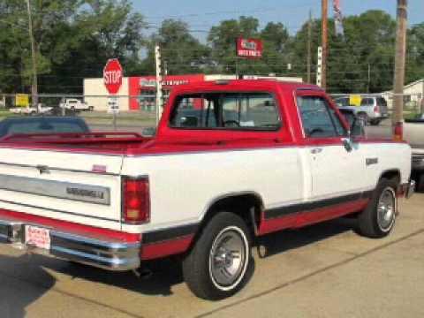 1989 Dodge Ram >> 1989 Dodge Ram 150 - Bessemer AL - YouTube