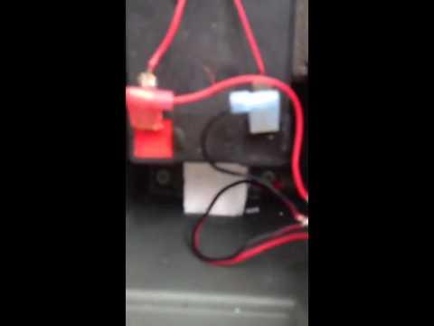 12 volt solar battery pack for trail camera