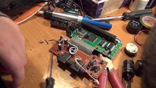 Как сделать радиатор на стабилизатор 7805, если сильно греется (cut)