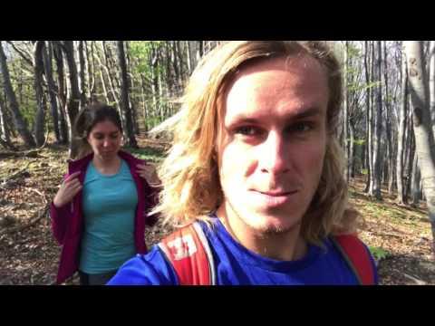 Healthy Vegan Adventures - Hike to Vrata, Homolje Mountains, Serbia