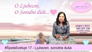 #ŠpelaSvetuje 17 - Ljubezen, sorodna duša