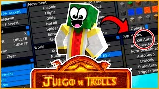 MANUCRAFT USA HACKS!! - Juego De Trolls (Minecraft Serie) #2