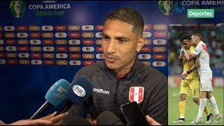 ¿Qué le dijo Paolo Guerrero a Pedro Gallese en la tanda de penales? | DECLARACIÓN Perú vs Uruguay