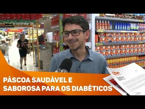 Páscoa saudável e saborosa para os diabéticos - TV SOROCABA/SBT