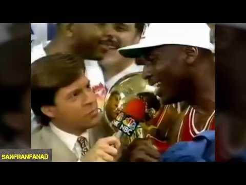 Michael Jordan vs Suns (1993 NBA Finals Game 6) - 33 Pts, 8 Rebs, 7 Ast, 13-26 FGM, 3-5 Threes!