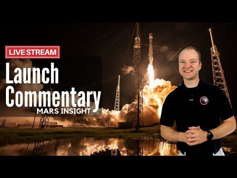 ULA Atlas V Mars Insight Mission | Live Launch Commentary