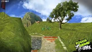 BMX iPod spiel Inca Hills #1 - Touchgrind BMX