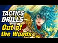 Fire Emblem Heroes - Tactics Drills: Grandmaster 44: Out of the Woods [FEH]