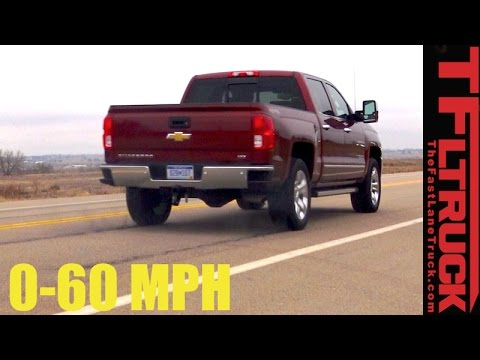 Chevy 0 60 >> 2017 Chevy Silverado 6 2l 0 60 Mph Review How Fast Is The Most Powerful Chevy Half Ton