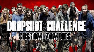 THE DROPSHOT CHALLENGE (Call of Duty Zombies)
