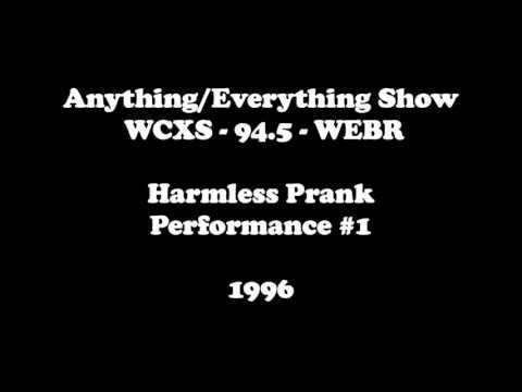 Harmless Prank  Wild Nights Cover  AE  Performances  1996