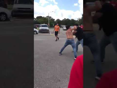 Crazy immokalee fight