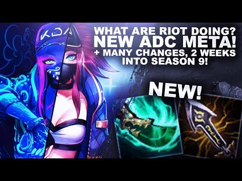 WHAT ARE RIOT DOING? MASSIVE PATCH AT BEGINNING OF SEASON 9? | League of Legends thumbnail