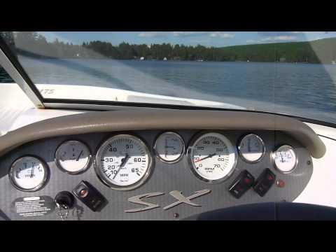 2005 Glastron SX175 Inboard Bowrider