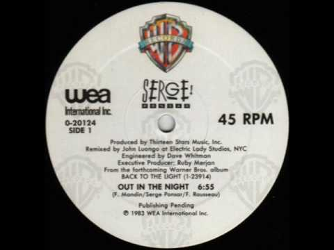 Serge Ponsar - Out In The Night [Extended Version]