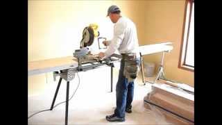 Miter Saw Table / Extension Set