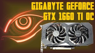 [Cowcot TV] Présentation carte graphique Geforce GIGABYTE GTX 1660 Ti OC
