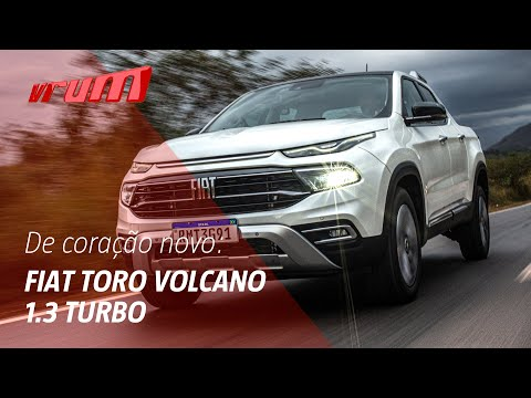 Tudo sobre a Nova Fiat Toro 1.3 Turbo