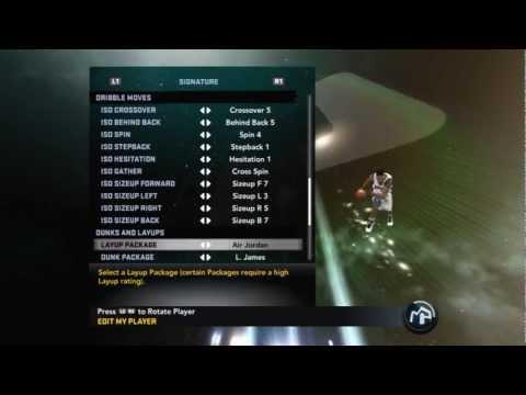 Nba 2k11 My Player