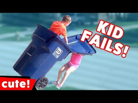 YOUTUBE KIDS - Funny Kids Fails Compilation 2018 !!!