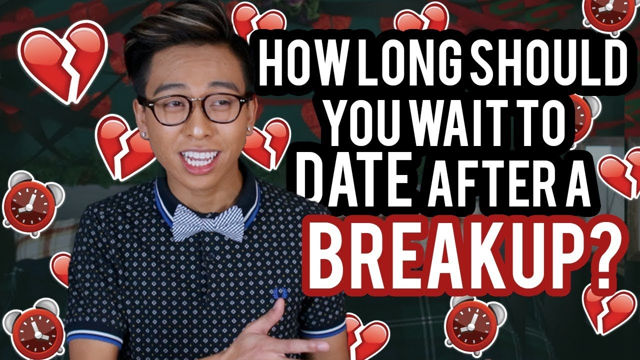 how long after breakup to start dating