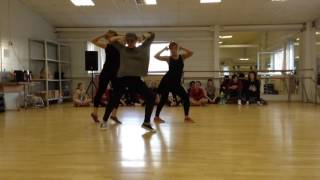 "Катерина Харламова & girls (dance studio ""Harlem"")"