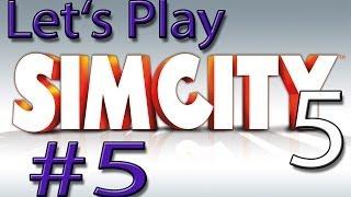 Let's Play Simcity 5   Große Stadt bauen (Spezialisierung:Touristik)   German / Deutsch   [HD] #5