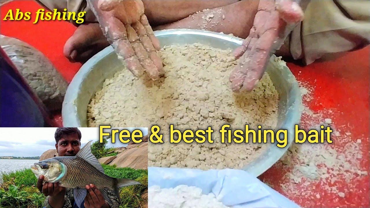 Best Hook Fishing Bait | Rohu Fish Bait | Fishing Bait | Fishing Techniques
