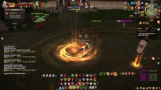 [Age of Wushu, 九阴真经] vs Five Immortals inner + Curled Branch sword, Wind Fury, Nine Palace