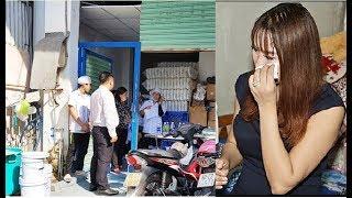 Đình chỉ sản xuất mỹ phẩm, buộc thu hồi tiêu hủy SP mỹ phẩm của Cty Phi Thanh Vân