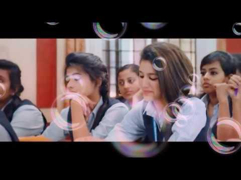 New Marathi Song   Pori Majhe Manan Bharlis Aaj   Priya Varrier  