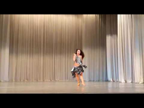 "Tabla solo * Lapshina Ekaterina ""Melody of a Heartbeat"" drum solo by Artem Uzunov"