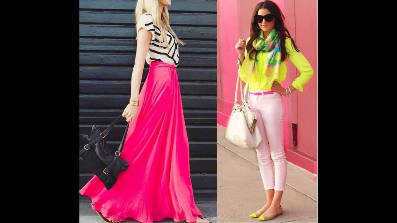 Tendencias de Moda Como combinar una blusa amarilla - YouTube
