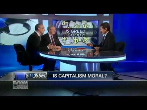 Can Greed Work in a Free-Market Economy? - FBN's Stossel 10/19/2012