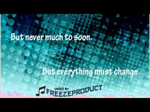 Randy Crawford - Everything must change (+lyrics) [HD]