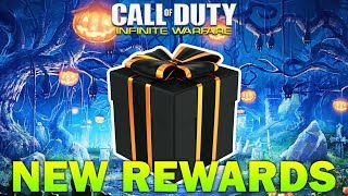 Halloween Event - New Camos, Calling Cards, Emblems, & More Infinite Warfare LEAKED
