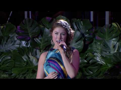 Nada Sousou - Hayley Westenra  海莉  淚光閃閃 (World Games 2009 - High Definition)