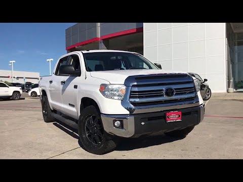 2017 Toyota Tundra 2WD Laredo, Alice, Hebbronville, Cotulla and Webb County, TX T19749A