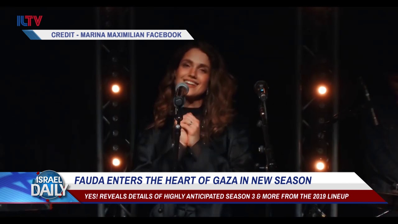 Fauda Enters the Heart of Gaza in New Season - Your News From Israel