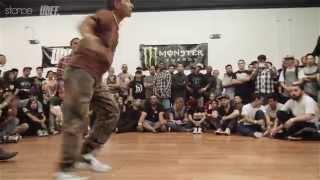 808 Breakers [hawaii] vs Furious Styles [arizona] // .stance x udeftour.org // Van Jam III