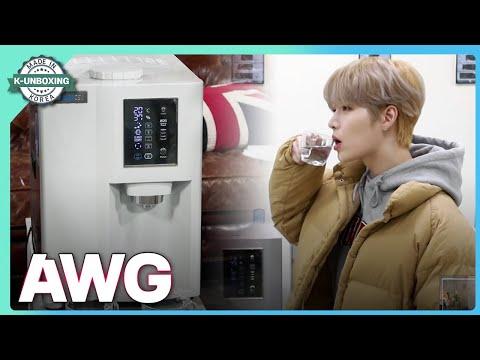 Airing on Arirang TV program. ATC( 에이티씨) AWG(식수생성기) was introduced through Arirang TV program