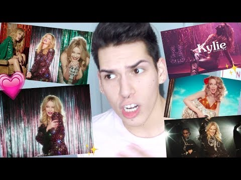 Kylie Minogue - Dancing (Official Video) Reaction!