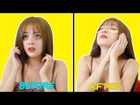 GIRL MAKEUP DIY - 7 LIFE HACKS CAN HELP GIRL BEAUTY | EMERGENCY LIFE HACKS by EZ LIFE