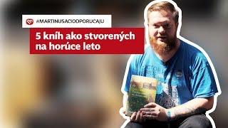 To najlepšie letné čítanie podľa Michala