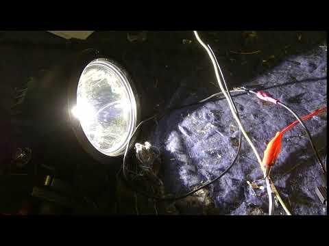 170358 1 X HUL LED25WRE 16 PIGTAIL