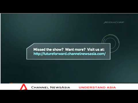 Channel News Asia - Future Forward End Credits